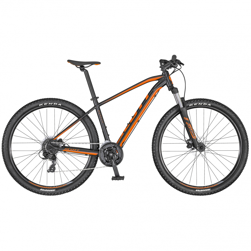 Horský bicykel SCOTT Aspect 760 black/orange