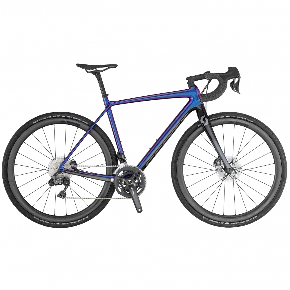 Bicykel SCOTT Addict Gravel 10
