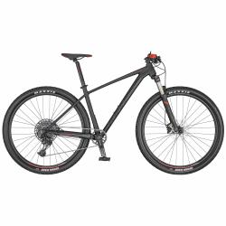 Horský bicykel SCOTT Scale 980 black/red