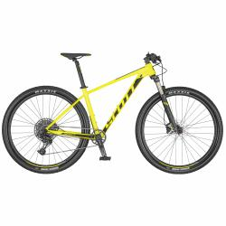 Horský bicykel SCOTT Scale 980 yellow/black